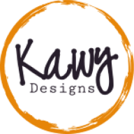 Logo Kawy Designs